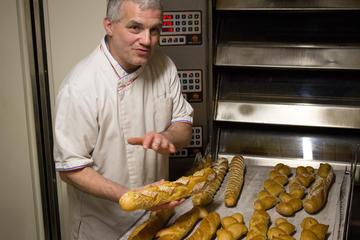 Erleben Sie Paris: Baguette und Croissant Workshop