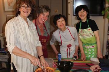 Lezione di cucina francese per piccoli gruppi a Parigi