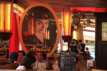 Pariser Filmtour durch Montmartre