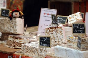 Visite gastronomique à Noël à Paris