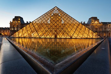 Visite privée: billet coupe-file pour le musée du Louvre et le Musée...