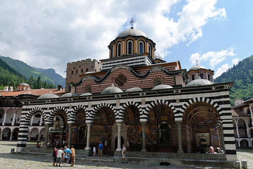 Full-day Rila Monastery, Stob Pyramids and St Ivan Rilski Cave from Sofia