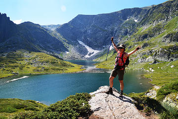 Hiking the Seven Rila Lakes and Spa...