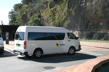 Traslado de partida de Sydney: do hotel para o aeroporto