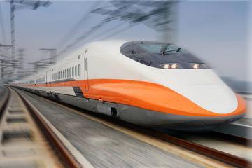Pass di 3 giorni per il treno ad alta velocità di Taiwan