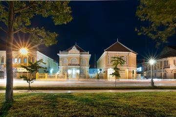 Battambang City Tour and Bat-cave Tour