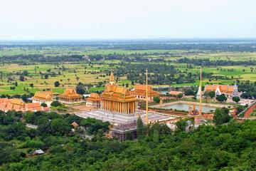 Phnom Baset and Udong Mountain Tour