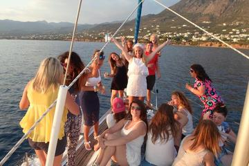 Private Sailing Parties and Events...