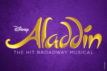 Aladdin della Disney a Broadway