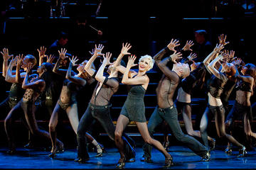 """""""Chicago"""" på Broadway"""