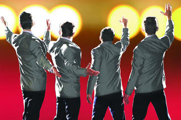 Jersey Boys am Broadway