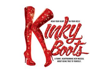 Kinky Boots op Broadway