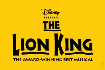 Lejonkungen på Broadway