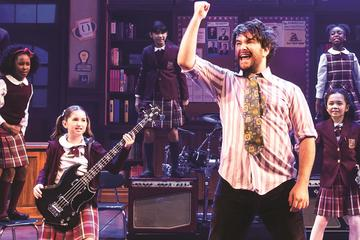 School of Rock on Broadway