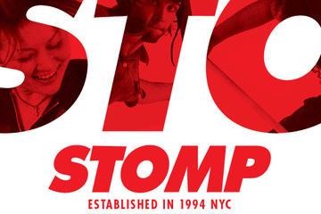 STOMP Off-Broadway