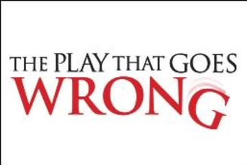 The Play That Goes Wrong on Broadway