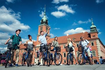3 Hour Warsaw City Bike Tour