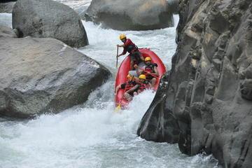 El Chorro Rafting Trip From Manuel Antonio