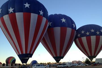 Fahrt im Heißluftballon bei...