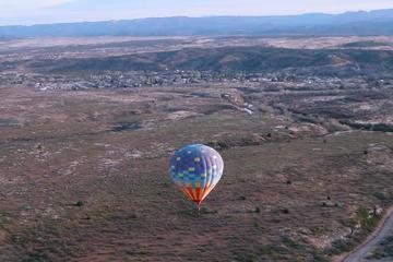 Passeio em balão de ar quente no Verde Valley