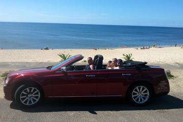 Luxury Convertible Tour to Oahu's...