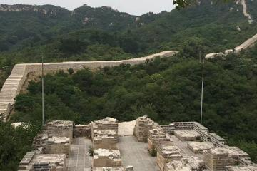 Hiking on the authentic and less crowded Great Wall plus Ming tombs in one day