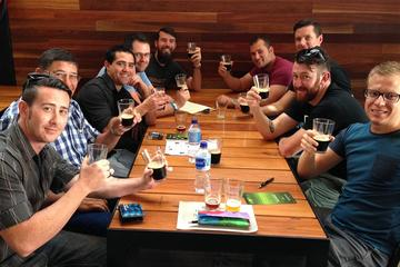 Brisbane Brewery Tour Including Newstead Brewing Co, Green Beacon, Archer and All Inn