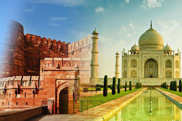 5 days Golden Triangle Tour with 3 star hotel