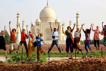 6 Days Golden Triangle tour with 3 Star hotels