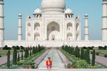 One day Taj mahal tour - Luxury hotel 1 night and Breakfast - Cab - Guide