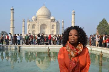 Same Day Taj Mahal tour with Guide and Lunch