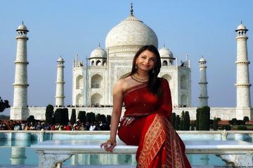 Tour privado de fin de semana de Taj...