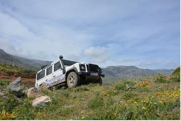 Cretan Land Rover Safari Tour with Lunch and Drinks