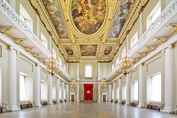 Bilhete de entrada para a Banqueting House, em Londres