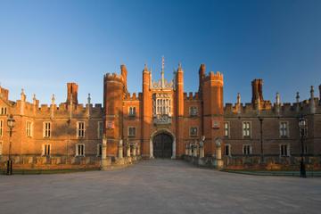 Kungliga slott-kortet:   Kensington Palace, Hampton Court och Towern