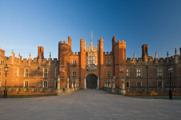 Slottspass:   Kensington Palace, Hampton Court og Tower of London