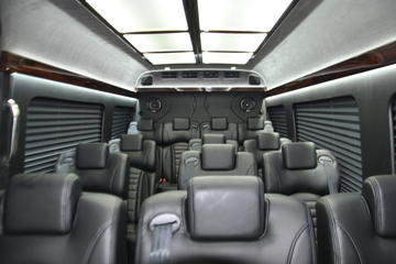 Executive Luxury Sprinters Servicing Southern Florida