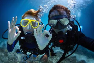 PADI Scuba Diver Course in Playa del Carmen