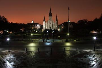 Tour por los históricos fantasmas de la Nueva Orleans encantada