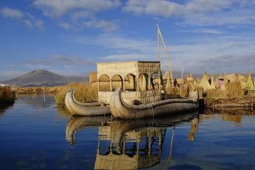 Lake Titicaca Full-Day Tour: Uros and...