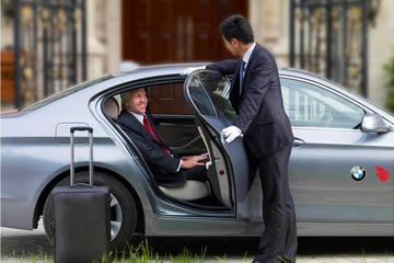 Private Round-trip Airport Transfer: Xi'an International Airport and Xi'an Hotel