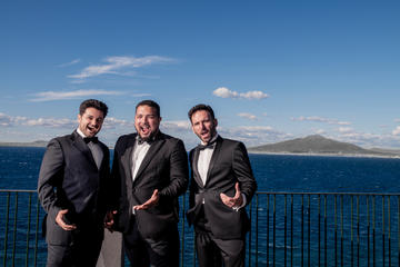 The Three Tenors in Sorrento