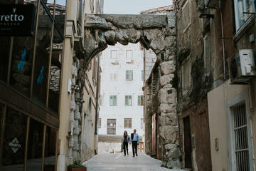 Rijeka 2-Hour Private Guided City Walk
