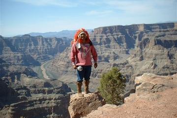 Grand Canyon-Abenteuer und Skywalk am Westrand