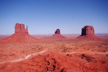 Monument Valley zu Luft und Jeep-Tour