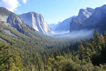 Natural Wonders of Yosemite Tour from San Francisco