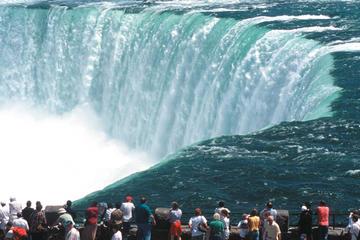 Private Transfer: Niagara Falls Canada to Toronto Pearson Airport