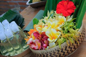 Jamu Organic Remedy Workshop in Bali