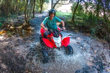 Quad Biking At Glenworth Valley Outdoor Adventures