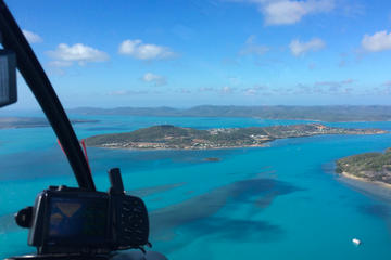 30-Minute Torres Straight Island Discovery Helicopter Tour from Horn Island